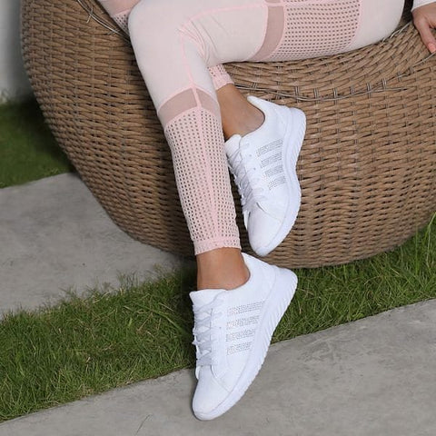Holster BROOKLYN white sneaker