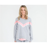 3rd Story Sophia Sweater Grey Marle