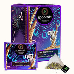 Roogenic Native Tea Bags- Native Relaxation