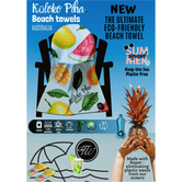 Kuloko Piha Eco Friendly Towel (FRUIT)