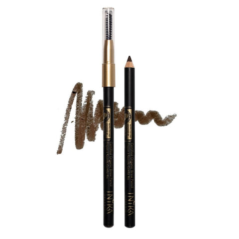 Inika Certified Organic Brow Pencil - Total Wellness & Secret Wishes