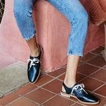 Valeria Grossi - Cod Leather Shoe