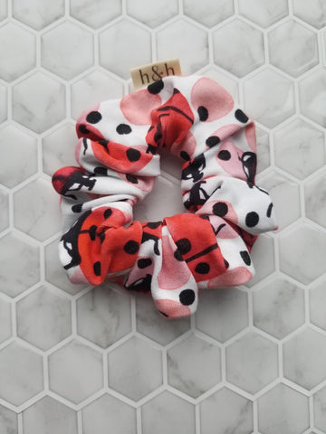 Cotton Lycra Scrunchie