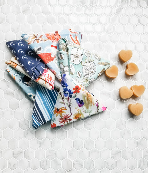 DIY Beeswax Food Wrap Kit