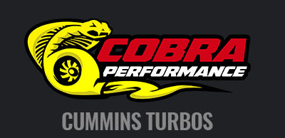 Cobra Performance Cummins Turbos