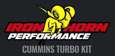 Iron Horn Performance Cummins Turbo Kit
