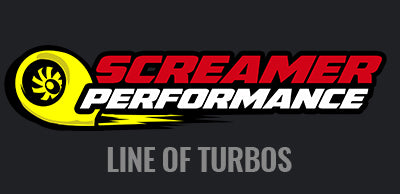 Screamer Performance Line of Turbos