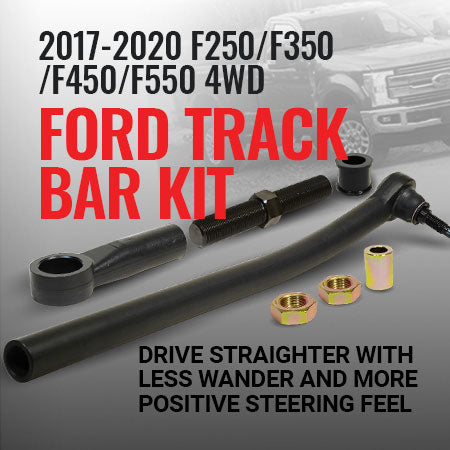 2017-2020 F250/F350/F450/F550 Ford Track Bar Kit