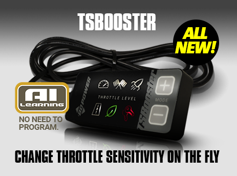 Throttle Sensitivity Booster