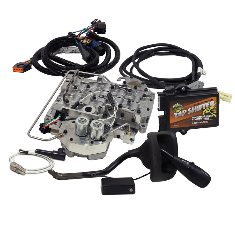 48RE TapShifter c/w Valve Body Dodge 2003-2007