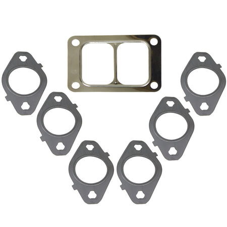 5.9L/6.7L Cummins Exhaust Manifold Gasket Set T6 Mount Dodge 1998.5-2018
