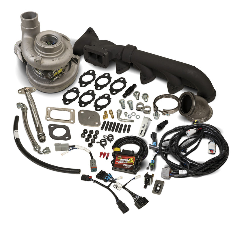 5.9L Howler Performance VGT Turbo Kit - Dodge 2003-2007
