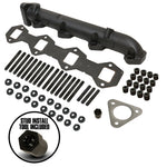 6.7L Powerstroke Driver's Side Exhaust Manifold Kit - Ford 2011-2016 F250/F350 Super Duty