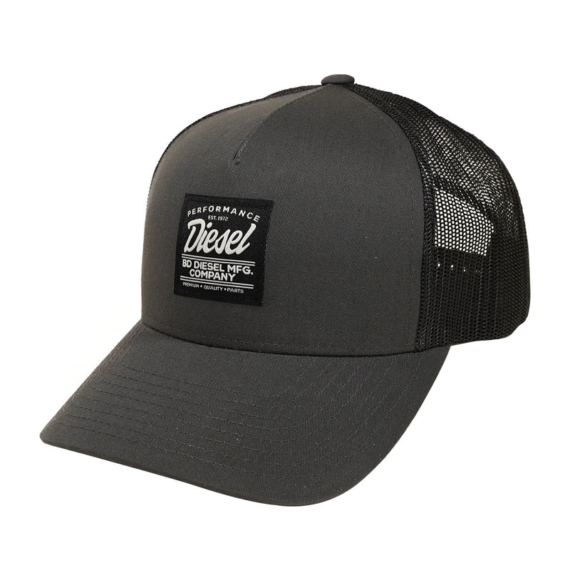 BD Retro Hat - Curve Bill / Mesh Back