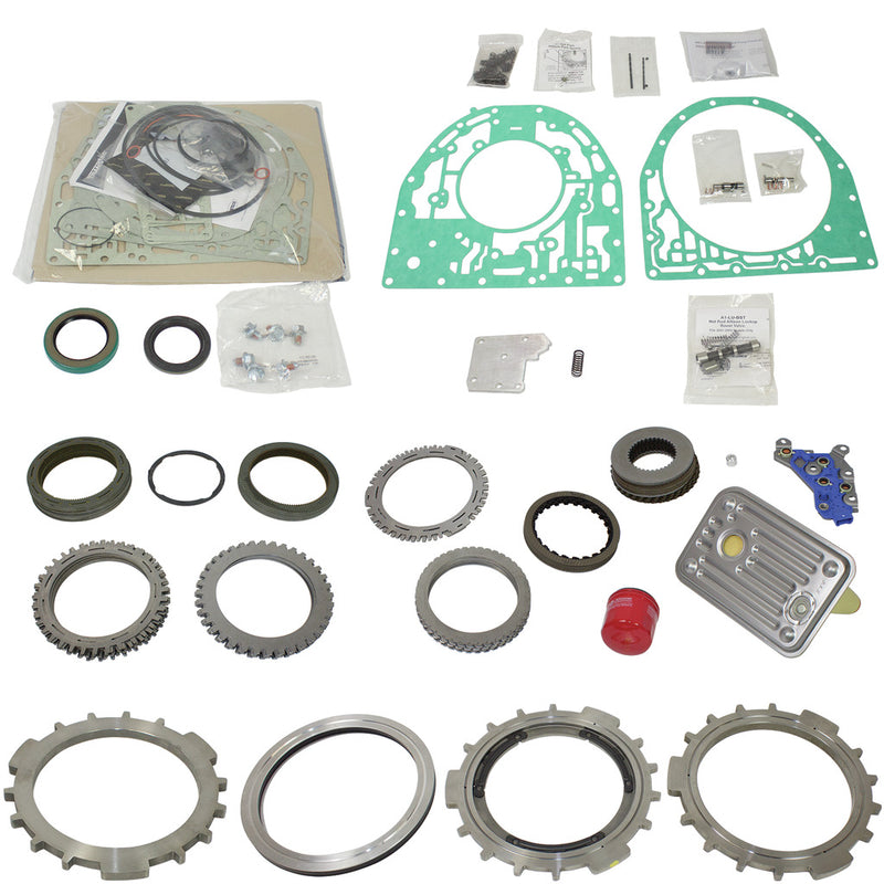 Build-It Chevy Allison Trans Kit 2001-2004 LB7 Stage 4 Master Rebuild Kit