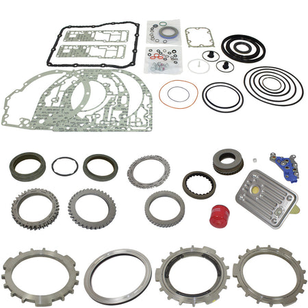 Build-It Chevy Allison Trans Kit 2006-2010 LBZ/LMM Stage 4 Master Rebuild Kit