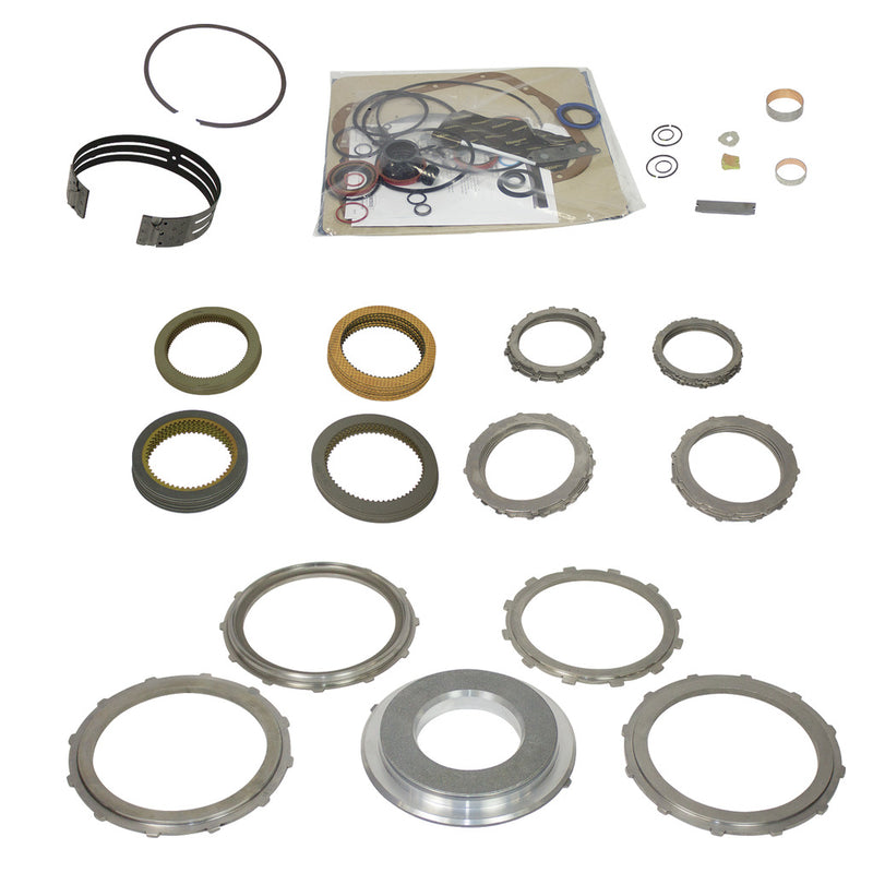 Build-It Dodge 48RE Trans Kit 2003-2007 Stage 3 Heavy Duty Kit