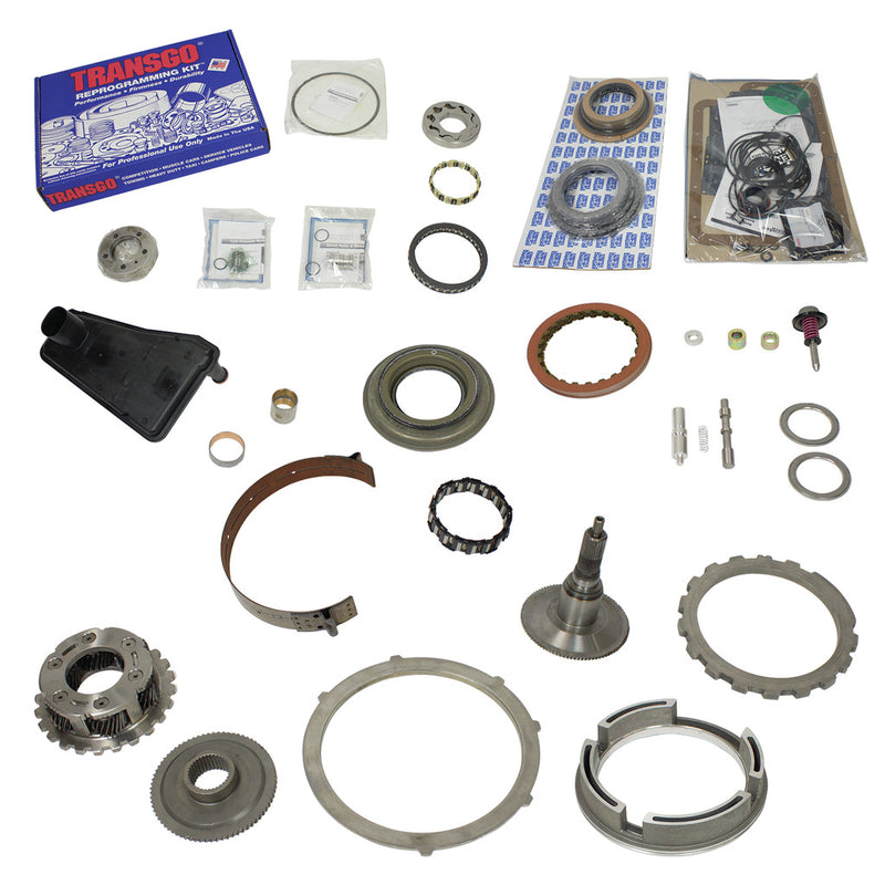 Build-It Ford 4R100 Trans Kit 1999-2003 Stage 4 Master Rebuild Kit 4wd