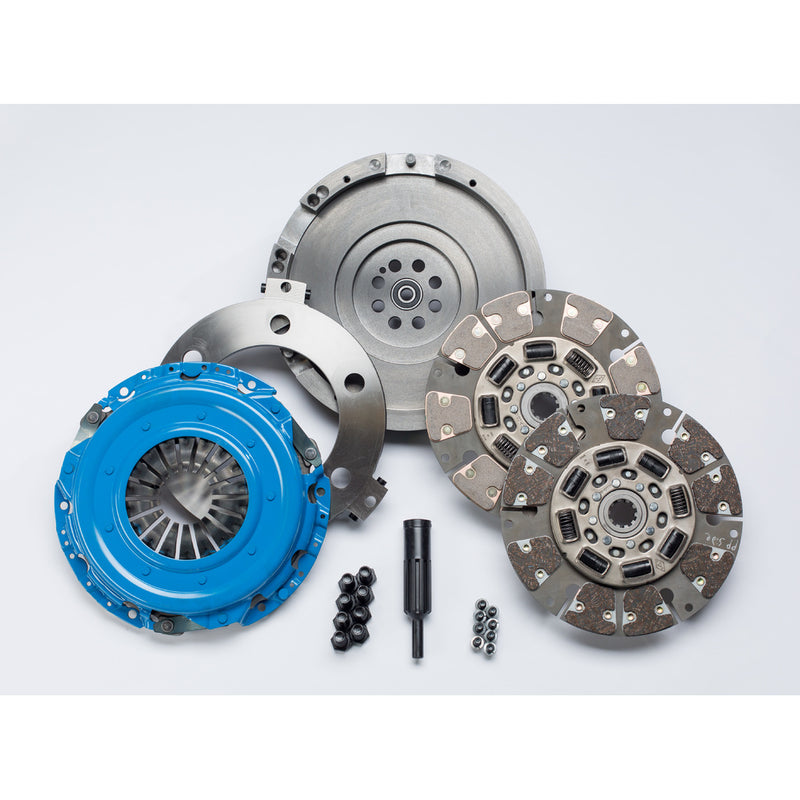 Clutch Chevy Duramax Comp Dual 2005-2006 LBZ - 650hp/1200tq