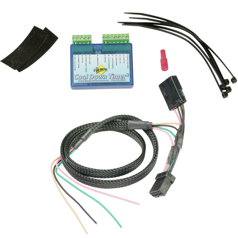 Cool Down Timer Kit v2.0 - Dodge 2006-2009