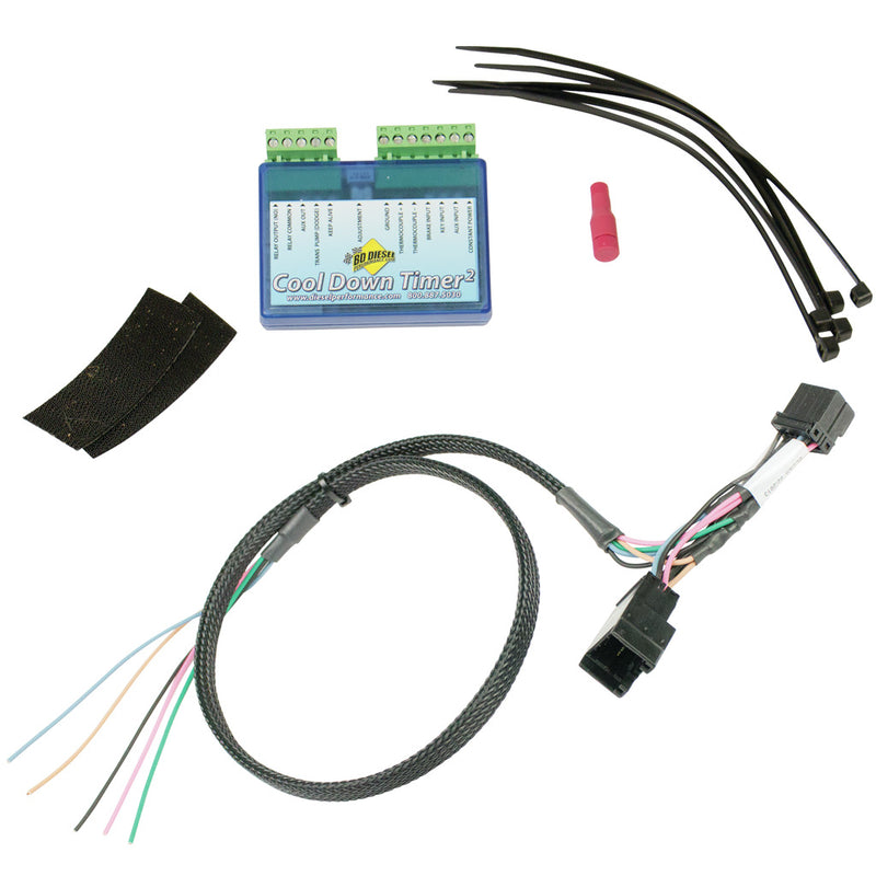 Cool Down Timer Kit v2.0 - Dodge 2010-2012