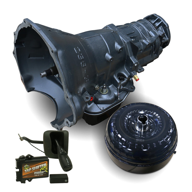 Dodge 48RE Transmission & Converter Package 2005-2007