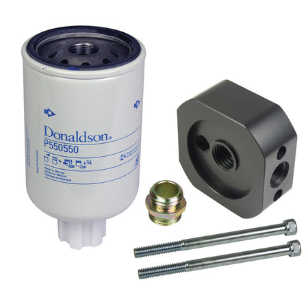 Flow-MaX Add-On Pre Water Separator Filter Kit