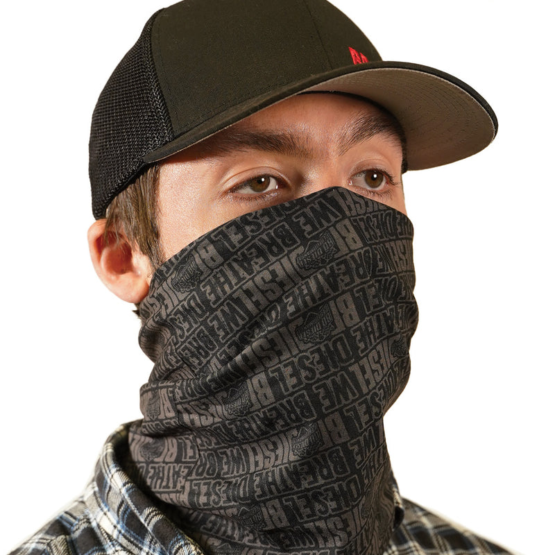 Multifunctional Gaiter - BD Diesel Black