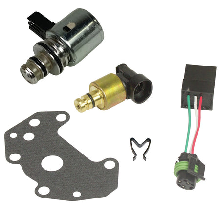 Pressure Valve Body Electronics Upgrade Dodge 2000-2007 47RE/48RE