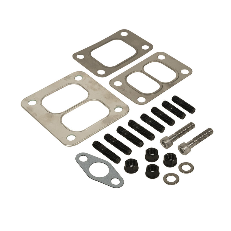 Turbo T3/T4 Mounting Kit - Dodge 5.9L 1994-2007 HX / HY / S300 / S400