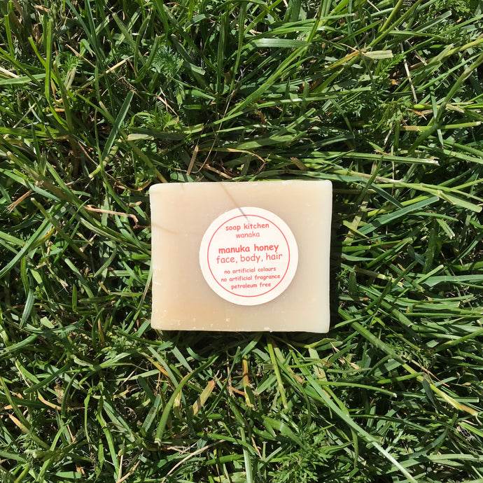 Manuka Honey Soap Bar