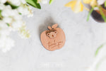 Koala Wooden Pin - Wood With Words