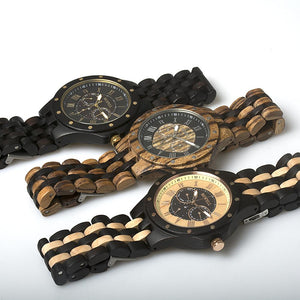 WOODEN STYLE Watch 2020