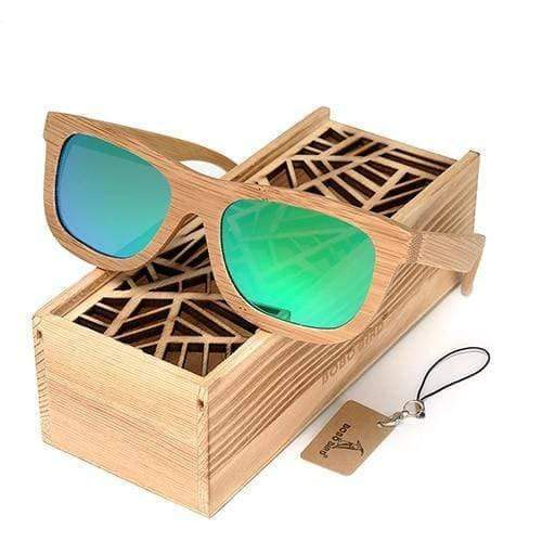 BOBOBIRD BG-003 WOODEN GLASSES
