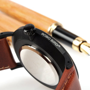 BAND WE-25 WOODEN STYLE