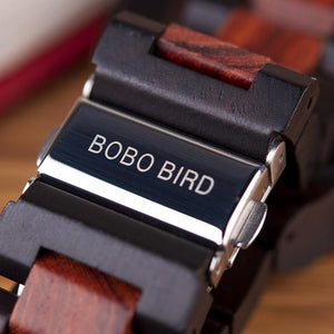 BAND R-88 STRAP WOODEN STYLE