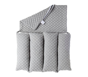Full Body Support Pillow All Gray