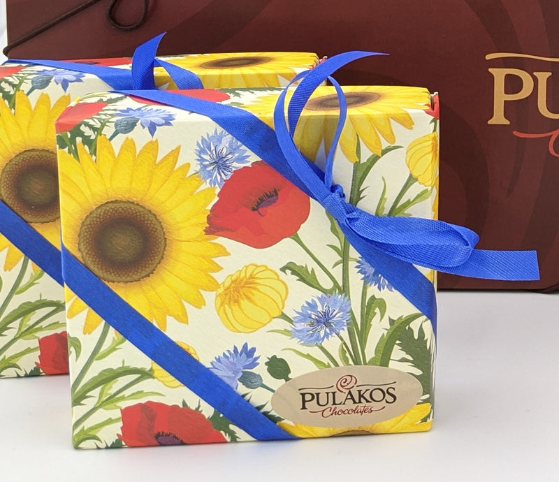 SUNFLOWER BOX