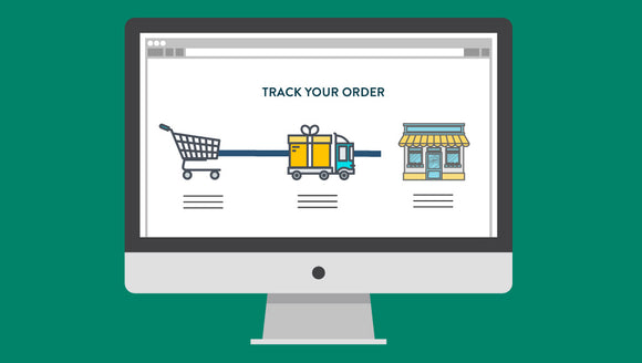 Add Tracking Number To Your Order (Orders outside of USA)