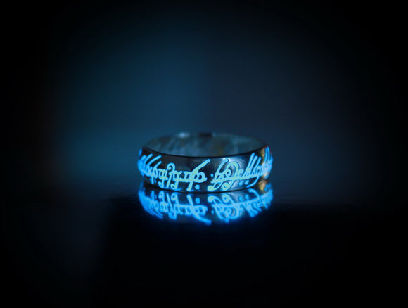 ONE RING GLOW IN THE DARK