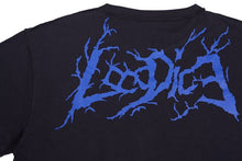 Load image into Gallery viewer, ROOTS Tee black/blue