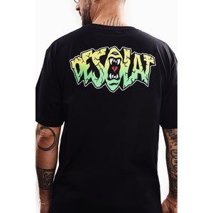 Desolat Monster Black Tee