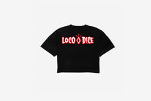 Load image into Gallery viewer, Loco Dice Crop Top