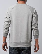 Load image into Gallery viewer, Diamond Sweater grey