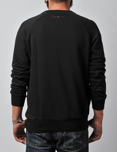 Diamond Sweater black/red