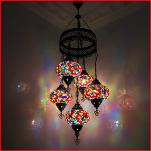 Authentic Ceiling Chandelier - HM4