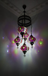 Authentic Ceiling Chandelier - HM3