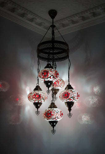 Authentic Ceiling Chandelier - HM1