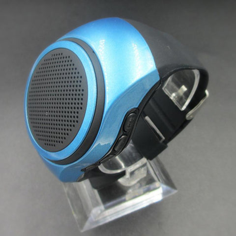 Watch Style Bluetooth Speaker
