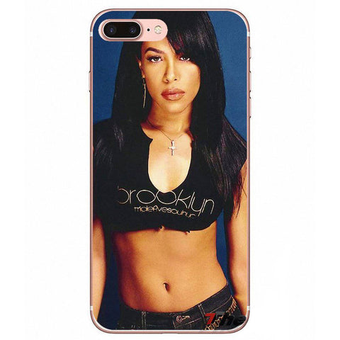 Aaliyah iPhone Cases